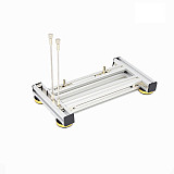 XT-XINTE DIY Open Aluminum alloy Chassis Rack Frame Case Graphics Card Bracket For PC laptop Computer