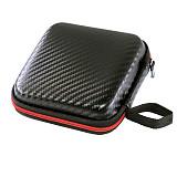 BGNing EVA Portable Storage Box For Fusion Gopro XiaoYi Camera Case Protective Case For MIJIA 360 Cameras
