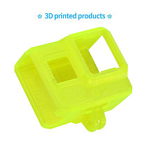 FEICHAO TPU Camera Mount 0~40° Adjustable for GoPro Hero 8 for iFlight BumbleBee Green Hornet FPV Racing Drone