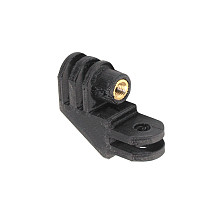 FEICHAO Multi-Angle Shooting Conversion Connector 3D Printed PLA Material Compatible for GOPRO Series/Gitup/AKASO EK7000 4K