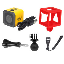 Caddx Orca 4K HD Recording Mini FPV Camera FOV 160 Degree WiFi Anti-Shake DVR Action Sport Camera for Outdoor RC Racing Drone