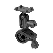 BGNING Camera Phone Extended O-shaped Rearview Mirror Extended bracket Stabilizer Suitable for Motorcycle/Bicycle Driving Recorder