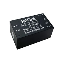 HLK-40M09A 40M12A 40M05A ACDC Isolation Step-down Regulated Switching High Efficiency Power Supply Module 220V to 9V2600mA40W