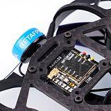 BETAFPV Beta95X V2 BWhoop Quadcopter F405 Flight Controller & 16A BLHeli_32 ESC 1106 4500KV Brushless Motor V2.0 M02 25-350mW 5.8G VTX