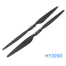SHENSTAR 30 inches Folding Propeller 8120 Motor Propelller 3090 CW CCW Paddle Carbon Props for RC UAV Plant Agriculture Drone