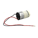 FEICHAO 2pcs 520 Air Pump DC 24V 200mA Mini Vacuum Pumps with 4.4*5.7mm Plug for DIY Gas Circulation Ventilation Oxygenation Pump