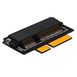 XT-XINTE mSATA SSD to SATA Converter 717 Pin Adapter Card for Macbook Pro Retina 2012 A1398 A1425 Converter Card