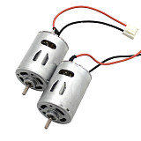 FEICAHO 540 Motor with Wire Embossing Shaft 12V Mini DC Motor 25000 rpm High Torque High Speed Motor for DIY Handmade Toy Model