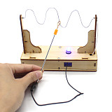 FEICHAO DIY Cross Fire Line Physical Circuit Experiment School Science Technology Small Production Student Science Educational