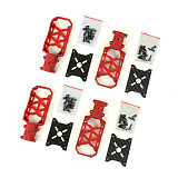 JMT Dia 16mm Clamp Type Motor Mount Plate Holder As Tarot TL68B25 for 4-axle Aircraft RC Hexacopter DIY Copter Drone