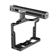 BGNING Camera Expansion Protection Cage Cover Kit Stabilizer Bracket For FUJIFILM XT2/XT3 Photography Camera Accessories