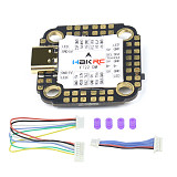 HAKRC 20*20mm Flight Controller F722 DM MINI 3-6S Barometer Gyroscope Dual BEC 5V/3A 9V/2.5A for FPV Racing Drone RC Models