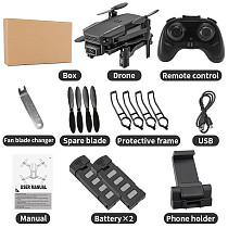 FEICHAO KF611 Drone 4k HD Wide Angle Camera 1080P WiFi fpv Drone Mini Folding Quadcopter Height Keep Drone Camera Drone Toy