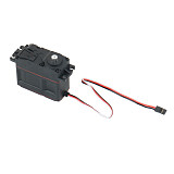 Feichao DM4000 Super Torque Digital Servo 40KG for Redcat HPI 1/5 RC Car Truck For Crawler Buggy On-road Parts DIY Accessories