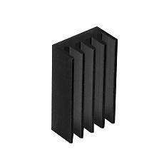 XT-XINTE 30/40pcs Heat Sink for Raspberry Pi Heatsink Aluminum Heatsink for Raspberry Pi B B+2 3 Heatsink Copper Pad Shims adhesive tape