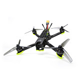 iFlight Nazgul 5 227mm 4S/6S 5 Inch SucceX-EF4 Freestyle FPV Racing Drone BNF PNP SucceX-E F4 Flight Controller Caddx Ratel TBS Frsky 45A BLheli_S ESC 2207 2450KV Motor