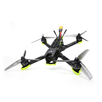 iFlight Nazgul 5 227mm 4S/6S 5 Inch SucceX-EF7 Freestyle FPV Racing Drone BNF PNP SucceX-E F7 Flight Controller Caddx Ratel TBS Frsky 45A BLheli_S ESC 2207 2450KV Motor