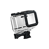 BGNing Underwater Waterproof Housing Case for Insta360 ONE R 4K Action Camera Diving Protective Case Underwater 60 Meters