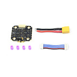 HAKRC 40A 4in1 ESC 2-6S BLHeli-32 DSHOT1200 Ready Brushless Electronic Speed Controller 2020mm forFPV Racing Drone