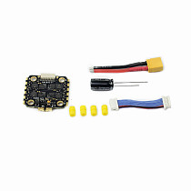 HAKRC 35A 4in1 ESC 2-6S BLHeli-S DSHOT600 Ready 8 Bit Brushless Electronic Speed Controller 2020mm for DIY Quadcopter FPV Racing Drone