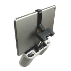 FEICHAO 3D Printed Remote Control Tablet Extended Bracket Mount for Mavic Air 2 Drone Transmitter Clip Holder Stand for ipadmini