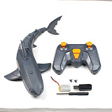 FEICHAO Radio Remote Control Toys Electronic Shark Fish Boat Durable 2.4G Underwater Toy 15 years old Toy Kids Birthday Gift
