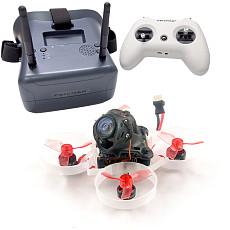 Happymodel Mobula6 HD 1080P Runcam Split3-Lite DVR 65mm Crazybee F4 Lite 1S Bwhoop FPV Drone FRSKY/FLYSKY/TBS LiteRadio TX