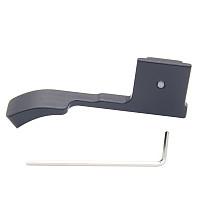 BGNING Hot Shoe Handle Micro Single Camera Finger Grip Thumb Handle Finger Handle for Fuji X-E3 X-E2S SLR Camera 