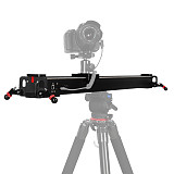 BGNING Camera Slider Control Aluminum Track Rail Shooting Stabilizer Rail for Canon Sony DSLR Camera Video Photography Track Slider