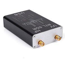 XT-XINTE 100KHz-1.7GHz Full Band U/V HF RTL-SDR USB Tuner Receiver/R Antenna