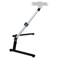 BGNING Phone Photography Overhead Stand Fill Light Microphone Thickened Aluminum Tube Shooting Bracket Adjustable Rod Photo Studio Accessories