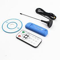 XT-XINTE USB 2.0 Digital DVB-T SDR+DAB+FM HDTV TV Tuner Receiver Stick RTL2832U+ R820T2A