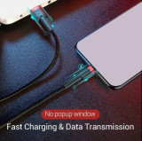 Baseus USB Lightning Fast Charging Data Cable Lead For iPhone SE 6s 7 8 XS iPad