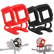 FEICHAO 3D Printed Camera Mount Vibration Reduction Protection Frame Camera Cover For GoPro session Camera