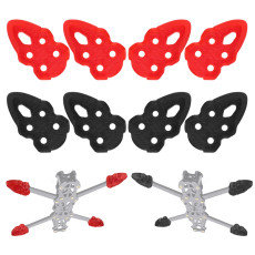 FEICHAO 4pcs/set  3D Printed Frame Pads For Mark4 Rack RC Racing Drone Accessories
