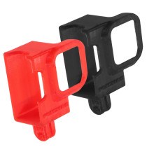 FEICHAO 3D Printed Camera Mount Adjustable Angle Protection Frame Camera Cover For Gopro hero8 hero 8 Camera