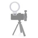 BGNing Smartphone Selfie Light Portable 2500K-7000K Adjustment 36 LEDs Ring Lamp for DJI OSMO Pocket Camera Phone Accessories
