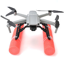 RCSTQ Buoyancy Shock Absorption Heightened Landing Gear Floating on Water Extended Luminous for Dji Mavic Air 2 Drone