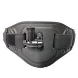 BGNING Camera Belt Holder Wearable Belt Holder for insta360 one x R/gopro hero8/7 osmo Sports Camera