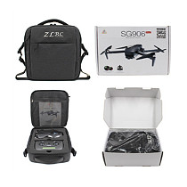 ZLL SG906pro Beast 2 Three Axle Ptz Brushless Uav 4k HD Professional Aerial Photography Long Range Gps Remote Control Aircraft & Spare Battery
