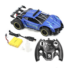 FEICHAO 1:12 RC Drift Car 2.4Ghz Rechargeable high-Speed Spray Remote Control Car for Boys Girls