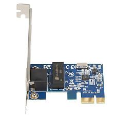 XT-XINTE PCI Express PCI-E Network Card 1000Mbps Gigabit Ethernet 10/100/1000M RJ-45 LAN Adapter Converter Network Controller