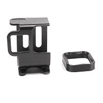 FEICHAO MXC3 Camera Full/Half Protection Case Cove Mounting seat 12/15 Degrees Stabilizer Shelf For FPV Drone Camera GOPRO7/8