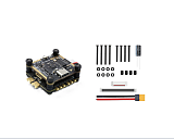 GEPRC Span F405 HD Stack F4 Flight Controller AIO OSD BEC & 50A BL_32 3-6S 4in1 ESC Built-in Current Sensor for DIY  DJI Air Unit RC Drone FPV Racing