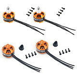 FEICHAO 1806 2400KV CW CCW Brushless Motor for DIY 2-3S FPV Racing Drone 250 Mini Drone Multi-Rotor CC3D 260 330 RC Quadcopter