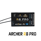 FrSky ARCHER R8 Pro OTA 2.4GHz 8/24CH ACCESS S.Port/F.Port PWM SBUS Output Full Range Telemetry Receiver for DIY RC Racing Drone