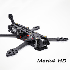 GEPRC Mark4 HD7/HD5 FPV Freestyle 7/5 Inch 224mm Frame Kit H-TYPE Compatible DIY DJI FPV Air Unit 30.5*30.5mm/20*20mm Racing Drone