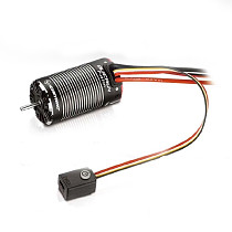 HobbyWing QuicRun Fusion 540 Brushless Sensory Motor 1200KV 1800KV Built In 40A ESC 2 in 1 for RC 1/10 Climbing Car model Racing