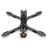 FEICHAO MAK4 5/6/7inch 4axis Carbon Fiber Frame Suitable for DIY FPV Freestyle Racing Drones