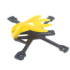 FEICHAO Seastar 138mm 30g Mini DIY RC Drone FPV Frame with Camera Protective Case for 3 inch propeller 1104-1506 Motor 20-30A ESC 2-4S 850mah Battery